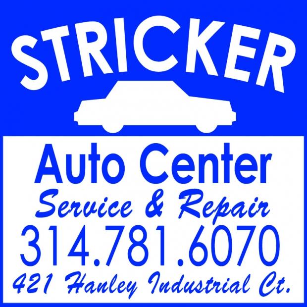 Stricker Auto Repair Logo